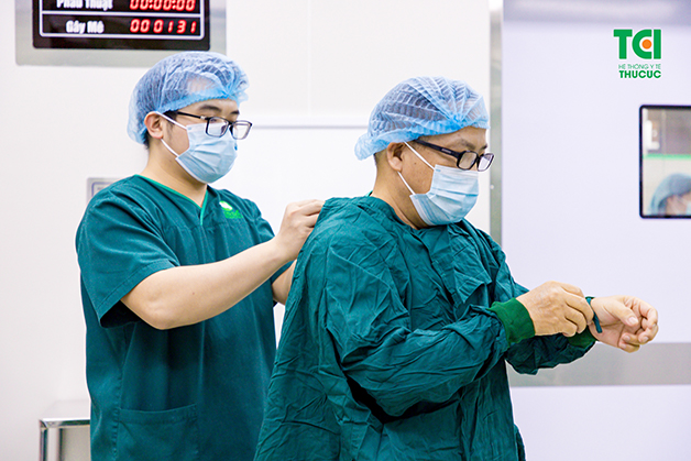Chị em nên thông tắc vòi trứng ở cơ sở y tế có bác sĩ giỏi