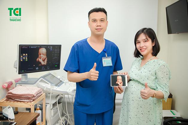 Mẹ bầu nên siêu âm ở những cơ sở y tế uy tín để có kết quả siêu âm chính xác nhất