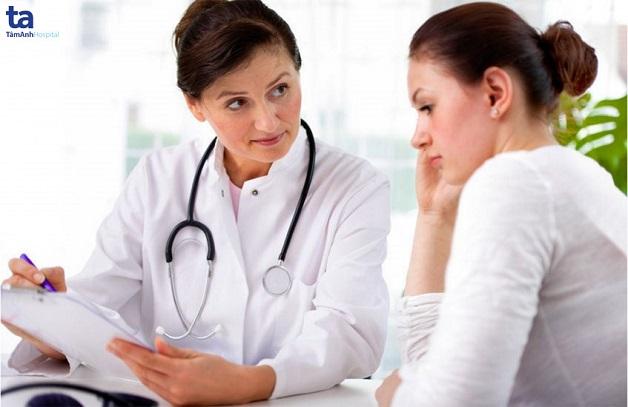 Hãy khám sức khỏe định kỳ hoặc ngay khi có dấu hiệu nghi ngờ mắc bệnh