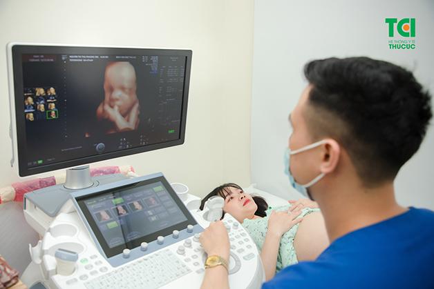 Siêu âm là phương pháp được nhiều mẹ bầu lựa chọn để xác định giới tính thai nhi