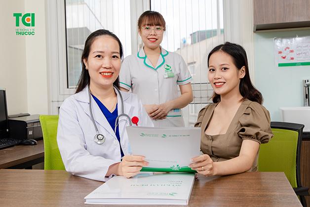 Chị em cần phải đi siêu âm kiểm tra vòng tránh thai định kỳ để đảm bảo sức khỏe cho bản thân