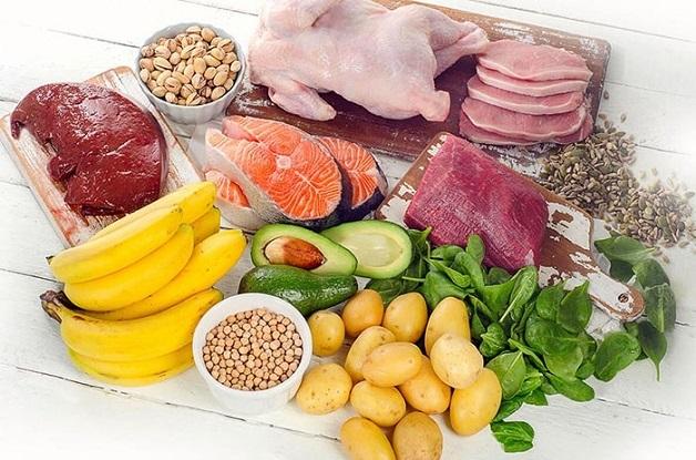 Vitamin B, C và E rất tốt cho người tăng men gan