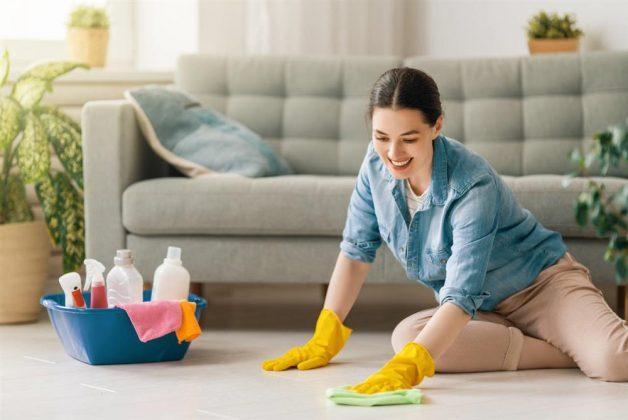 Vệ sinh nhà cửa không sạch sẽ là một trong những nguyên nhân gây nên tình trạng viêm Amidan