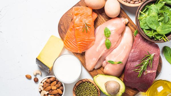 Thực phẩm nhiều đạm tốt cho người viêm gan B cấp tính