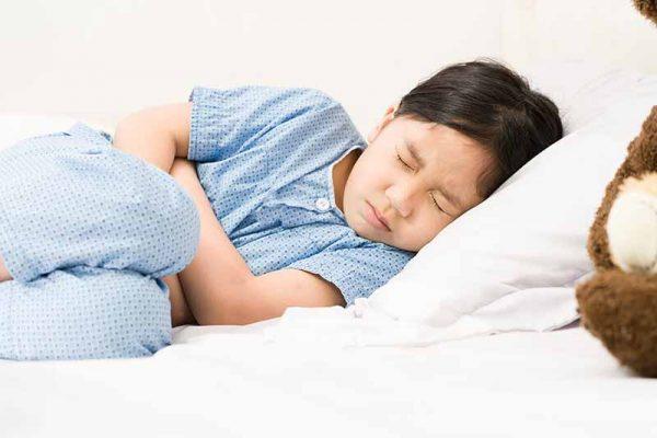 Dấu hiệu viêm ruột thừa ở trẻ em