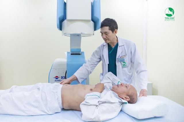 Cách chữa trị sỏi thận hiệu quả bằng phương pháp tán sỏi