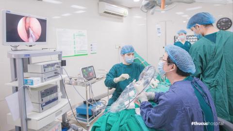 Phẫu thuật nội soi mũi xoang – Phương pháp điều trị dứt điểm
