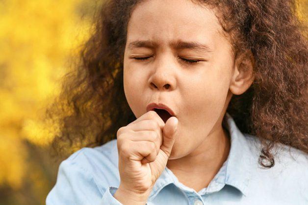 Rất nhiều trẻ em bị bệnh ho gà bạch hầu